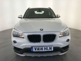 2014 BMW X1 SDRIVE18D SE DIESEL ESTATE 1 OWNER FINANCE PART EXCHANGE WELCOME