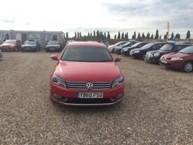 2011 Volkswagen Passat 2.0 TDI BlueMotion Tech SE 4dr