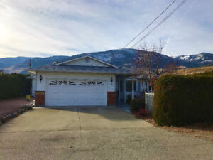 Rancher Style Home With Basement - Oliver, BC