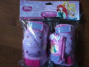 Disney Princess bicycle protective gear Age 4-8 years