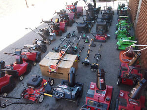 SALE refurbished USA made lawnmowers  3 yrs engine warranty