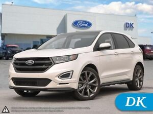 2018 Ford Edge Sport AWD **Qualifies For New Vehicle Incentives*