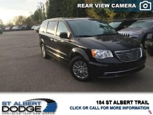 2016 Chrysler Town  Country Touring   | HEATED LEATHER | BACK CA