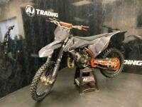 KTM SX 125 2016 (MX / ENDURO / MOTOCROSS / DIRT BIKE @AJ TRADING