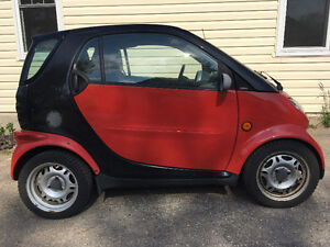 PARTS car for sale - Smart fortwo Diesel