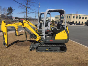 Excavator - 2 TON MINI FOR SALE