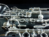 Selmer Signature Clarinets in excellent shape