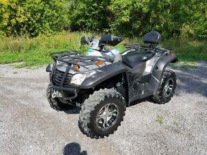 2013 CFMOTO Trail Tracker ex 600