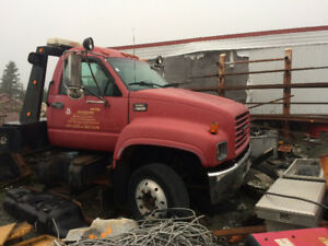For sale 2 gmc topkick 6500 (1998)and(2000)