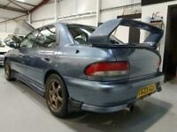 1999 Subaru Impreza STI Version 5 - GC8 Saloon Petrol Manual