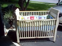 STATUS Baby crib in Great Condition.