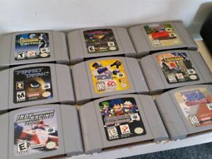 N64 stuff