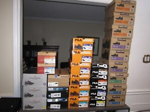 Men's Running/Hiking/Hydro Shoes - Adidas, Reebok, Fila, Levis,