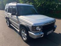Land Rover Discovery 4.0 auto 2000 V8i ES 7 SEATS. LPG. LOW PRICED GAS.