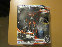Transformers DoTM Cannon Force Ironhide