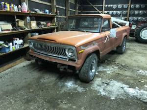 77 Jeep J20 Full Size Truck