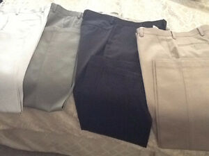 4 Dockers 33x32 Classic fit ,pleated front - $45 for all