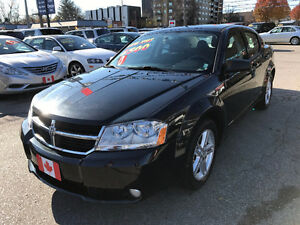 2010 Dodge AVENGER SXT SEDAN....LOW KMS....MINT COND....PERFECT