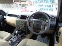 2005 LAND ROVER DISCOVERY 3 Tdv6 7 Seats 2.7 Auto