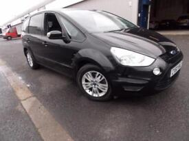 Ford S-MAX 2.0TDCi ( 140ps ) 2010.5MY Zetec 85k Diesel FSH In West Midlands