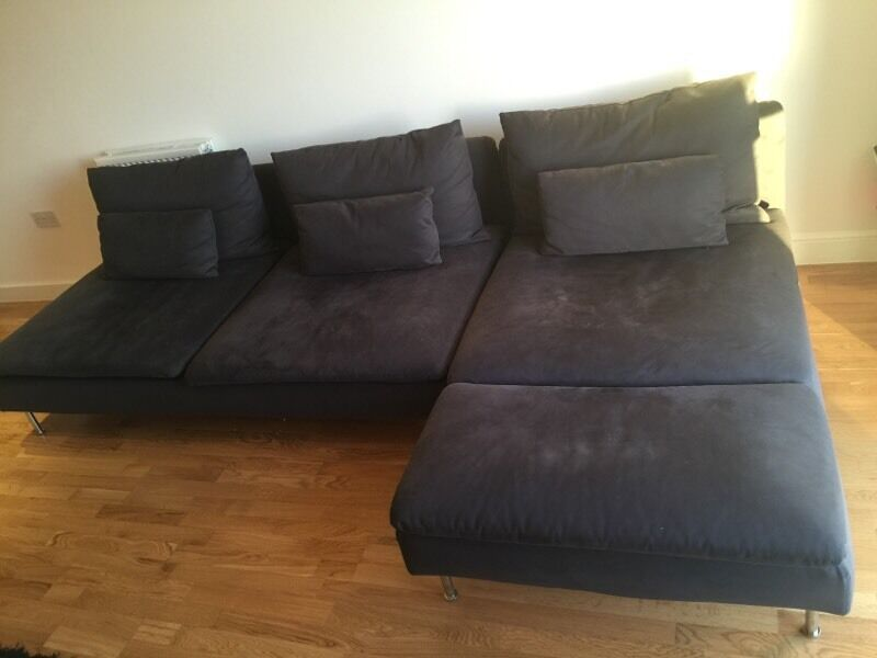 S derhamn 3 seater chaise lounge for sale in watford for 3 seater lounge with chaise