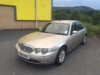 Rover 75 2.0 CDTI - Long mot