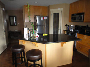 AVAILABLE IMMEDIATELY - Furnished Northside Duplex 2bed/2.5bath