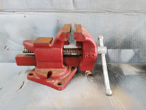 "4"" swivel base vise"