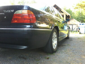 Bmw740ia mode manuel ann.2000 full equip.