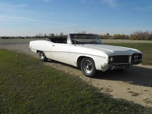 1967 Buick LeSabre Convertible US Model with 348 V8 Engine