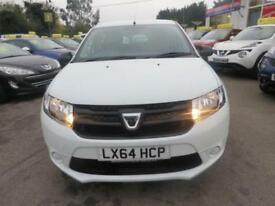 2014 Dacia Sandero 1.5 dCi Ambiance Hatchback 5dr