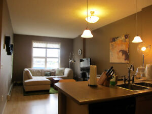 2 Bedroom + 2 Bath unit, 2 minute walk to Clareview LRT Station