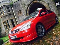 2004 (04) Honda Civic Type R, Honda Civic, Type R, Facelift, Ep3, K20