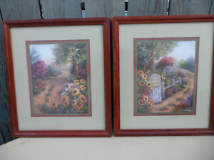 Joan Cole Prints $20 each or Both for $30. Prince George British Columbia image 1