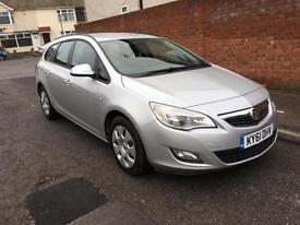 2011 VAUXHALL ASTRA 1.3CDTI MANUAL DIESEL UBER READY FOR RENT