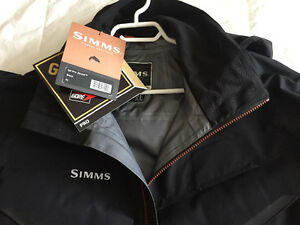 Simms G4 pro wading jacket Kitchener / Waterloo Kitchener Area image 2