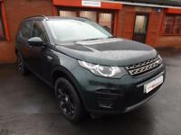 2016 16 LAND ROVER DISCOVERY SPORT 2.0 TD4 SE 5D AUTO DIESEL