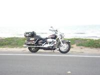 Moto HD Road King