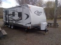 Mobile RV winterizing Services