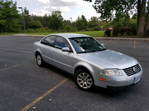 Volkswagen Passat 2002 Mint Condition