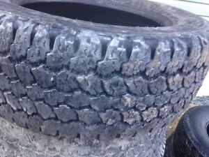 20 Inch Truck Tires- Want Gone Today