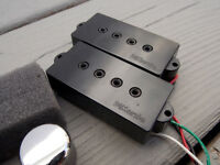 Precision Bass Parts (Pickup/electronics)