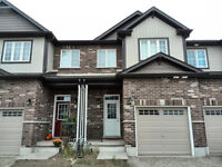 TOWNHOUSE FOR RENT IN KITCHENER *NEW*