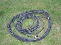 propane line (rubber)