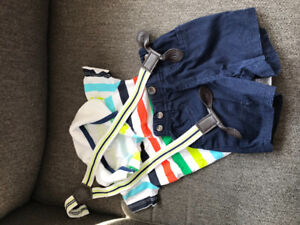 Baby boy clothes size 6-9 months