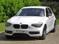BMW 1 Series 120D 2.0 X-drive Sport 5dr DIESEL MANUAL 2013/63