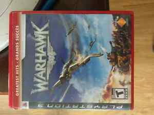 Warhawk ps3 game for sale