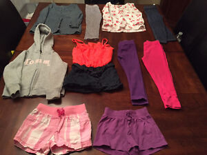 Girl's Size 4 Various Clothing