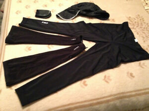 Cold Weather Cycling Clothes, Very Little Use