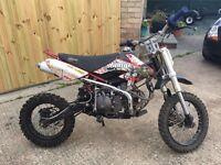 Stomp 150cc Pit Bike